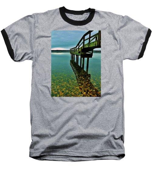 3 Mile Harbor Baseball T-Shirt