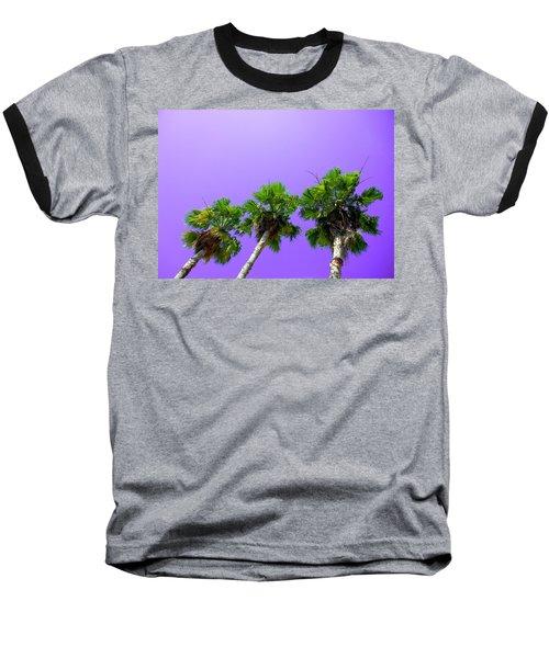 3 Palms Baseball T-Shirt