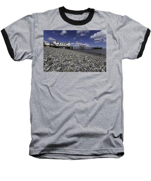 Penarth Pier 2 Baseball T-Shirt