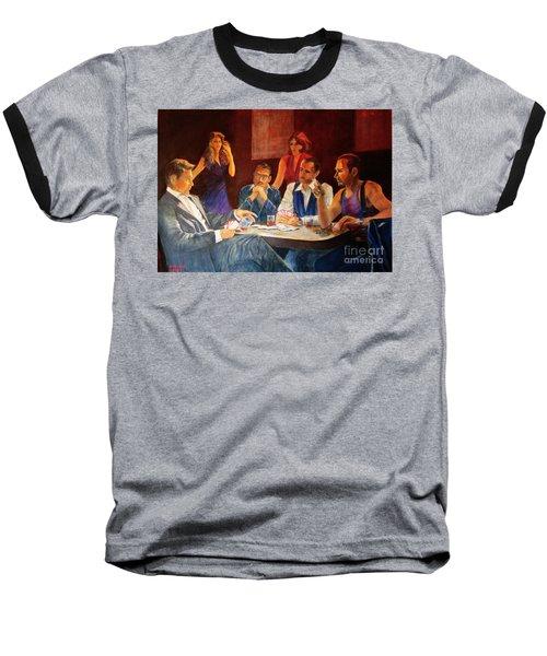 Pokertable Baseball T-Shirt