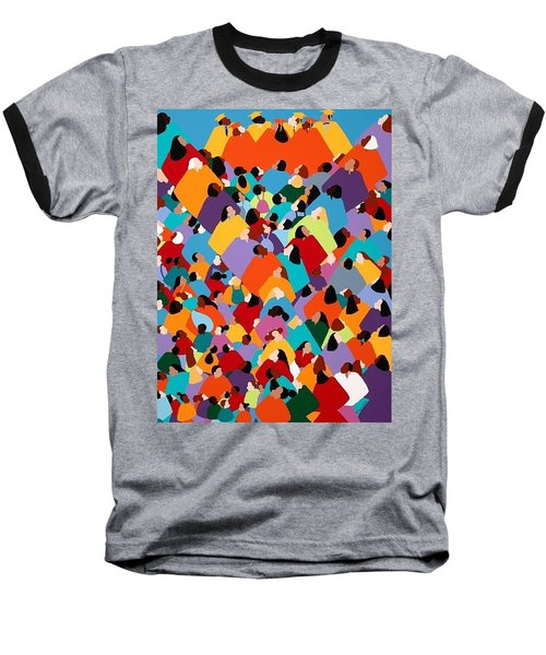 Powerfull Ywcagla Baseball T-Shirt