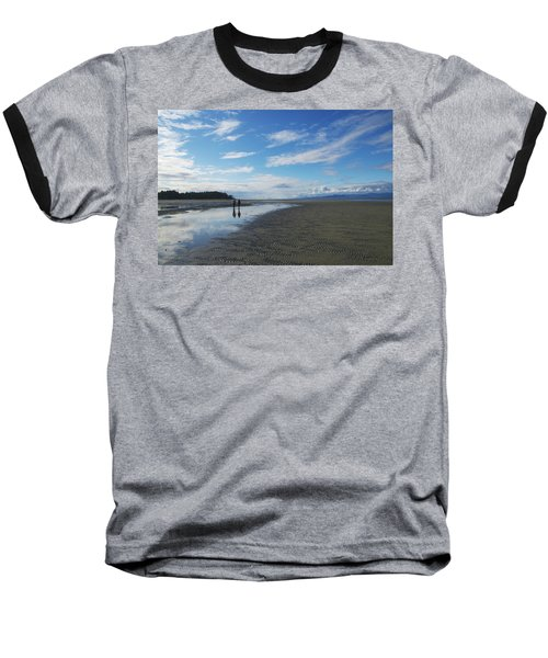 Evening Reflections  Baseball T-Shirt