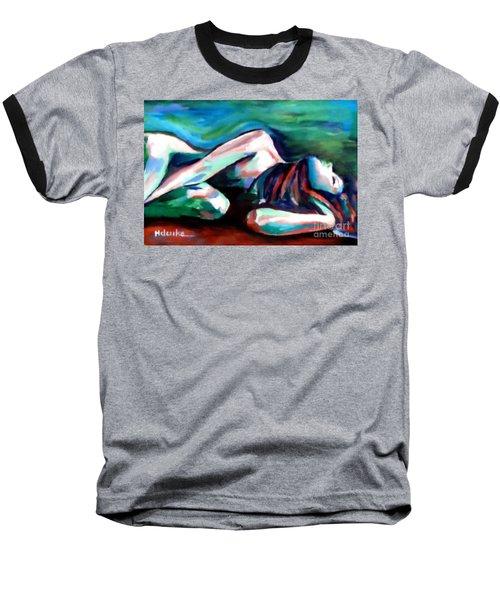 Silent Solitude Baseball T-Shirt