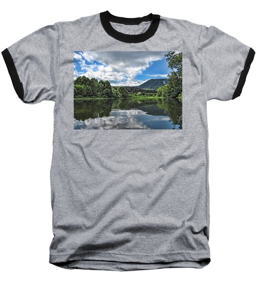 South Fork Shenandoah River Baseball T-Shirt