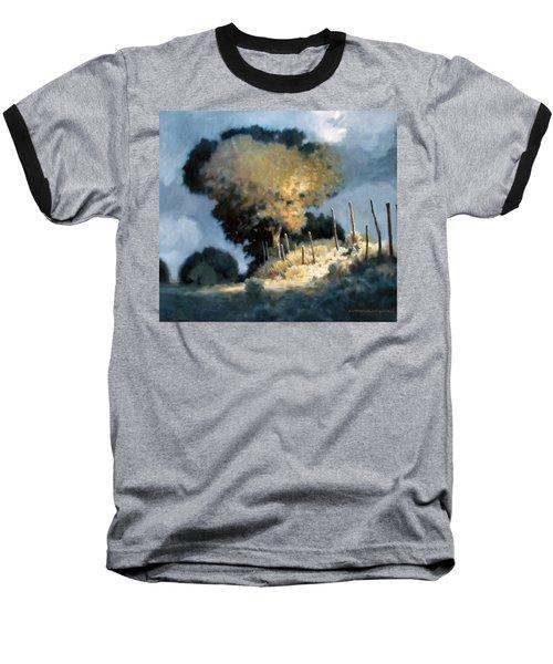Sun Garden Baseball T-Shirt