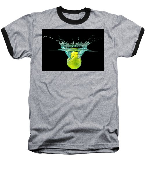 Tennis Ball Baseball T-Shirt
