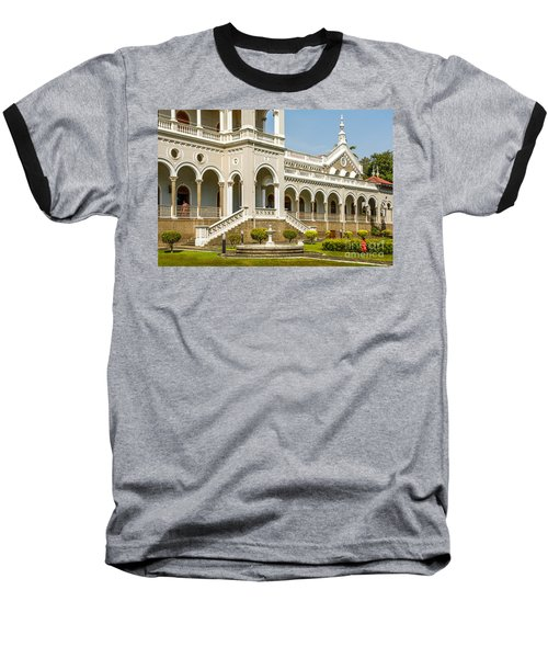 The Aga Khan Palace Baseball T-Shirt by Kiran Joshi