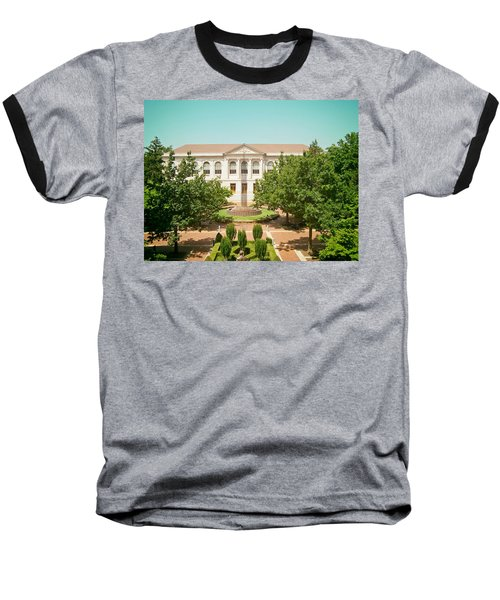 The Old Main - University Of Arkansas Baseball T-Shirt
