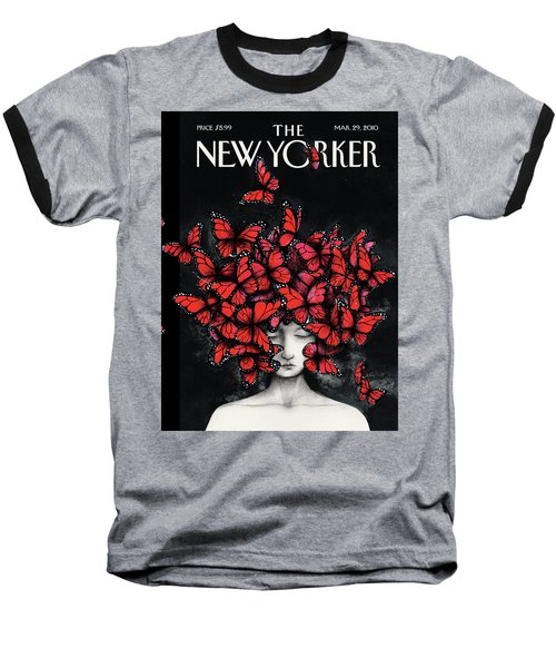 New Yorker March 29th, 2010 Baseball T-Shirt