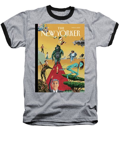 New Yorker March 8th, 2010 Baseball T-Shirt