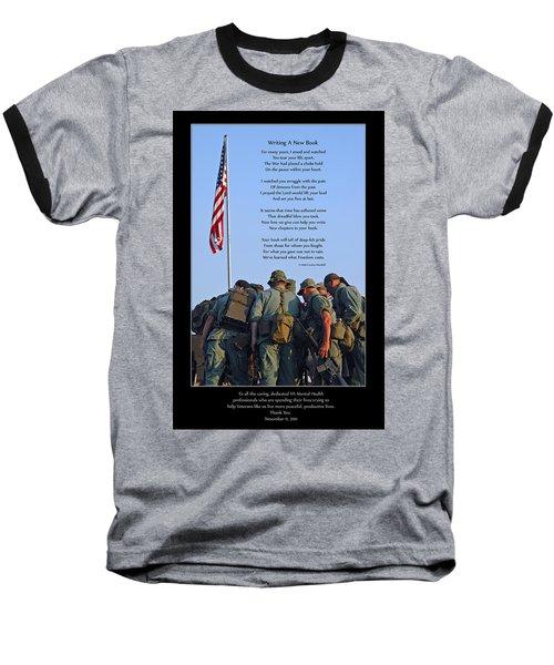 Veterans Remember Baseball T-Shirt