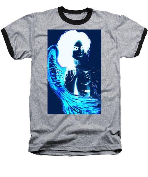 When Heaven And Earth Collide 1 Baseball T-Shirt