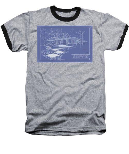 301 Cypress Drive - Reverse Baseball T-Shirt