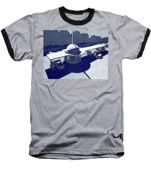 Roadside Of Tomorrow Baseball T-Shirt