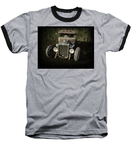 31 Chevy Rat Rod Baseball T-Shirt