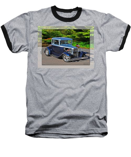 32 Ford Baseball T-Shirt