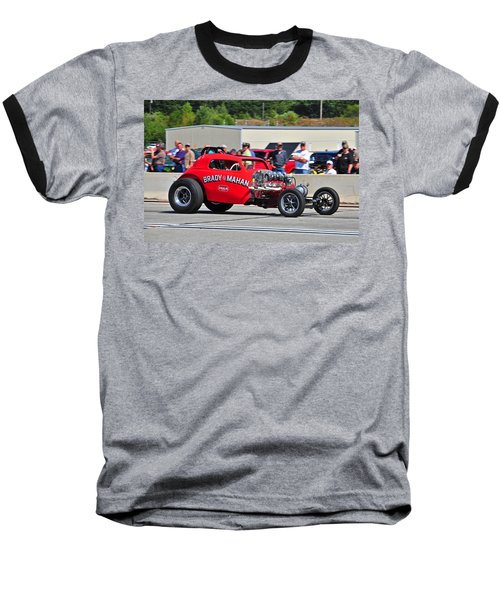Baseball T-Shirt featuring the photograph 330 Nationals by Mike Martin
