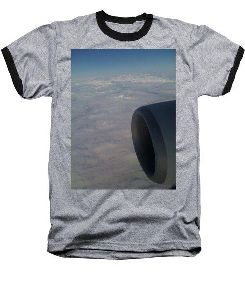 33000 Feet Baseball T-Shirt