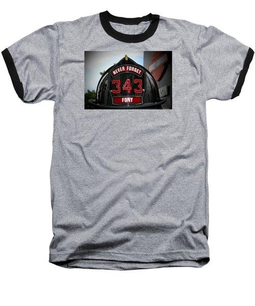 343 Baseball T-Shirt