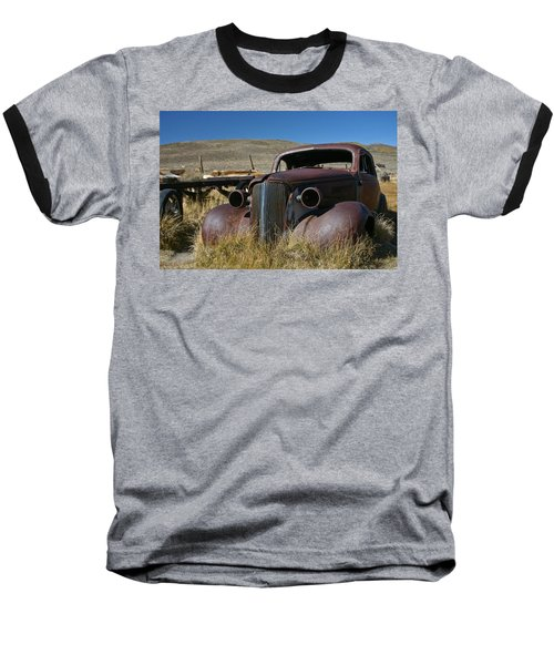 '37 Chevy In Bodie Baseball T-Shirt