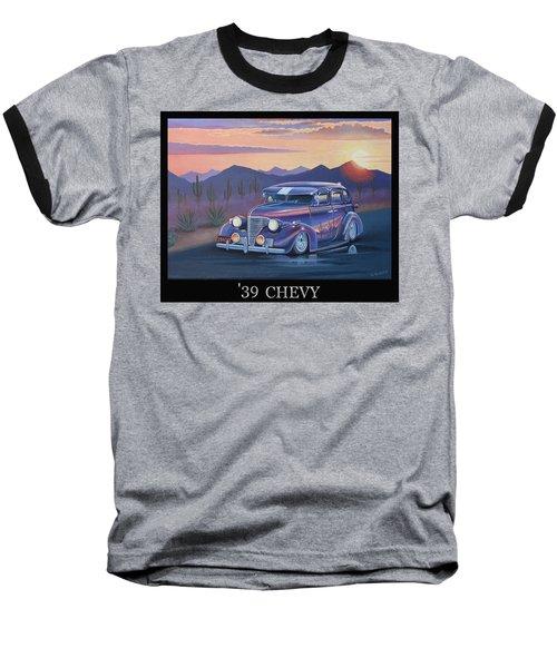 '39 Chevy Baseball T-Shirt