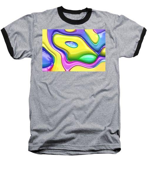 Abstract Series 16 Baseball T-Shirt