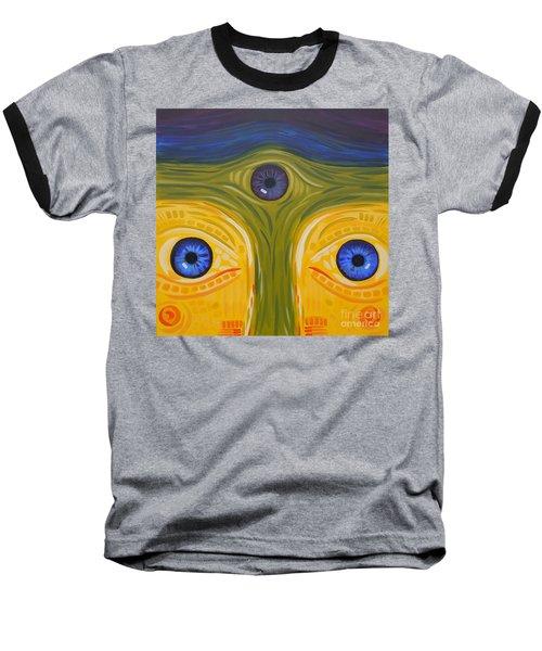 3eyes2c Baseball T-Shirt