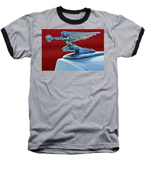 1936 Packard Hood Ornament Baseball T-Shirt