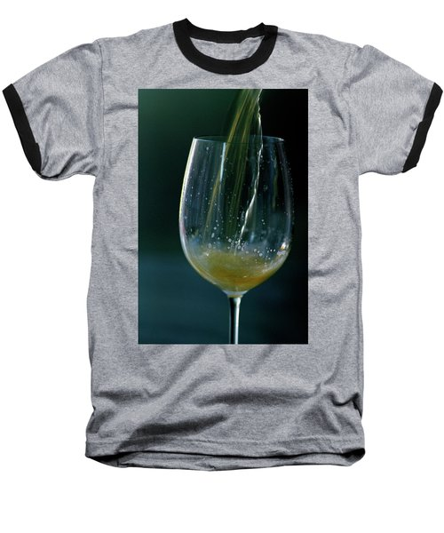 A Glass Of Beer Baseball T-Shirt