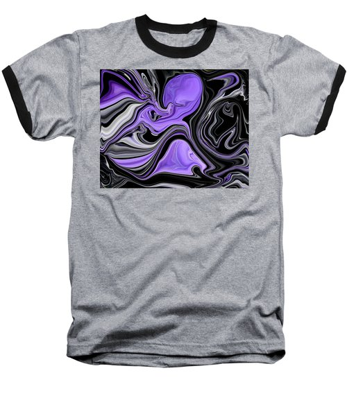 Abstract 57 Baseball T-Shirt