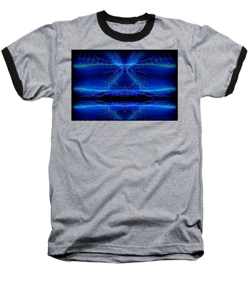 Abstract 76 Baseball T-Shirt
