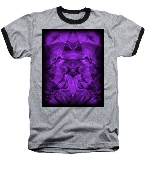 Abstract 93 Baseball T-Shirt