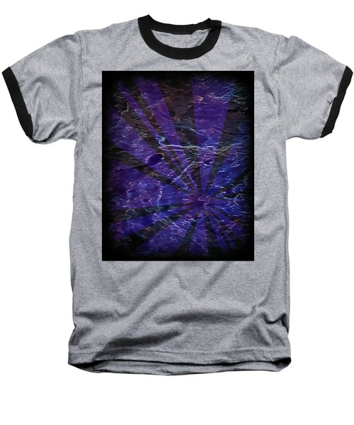 Abstract 95 Baseball T-Shirt