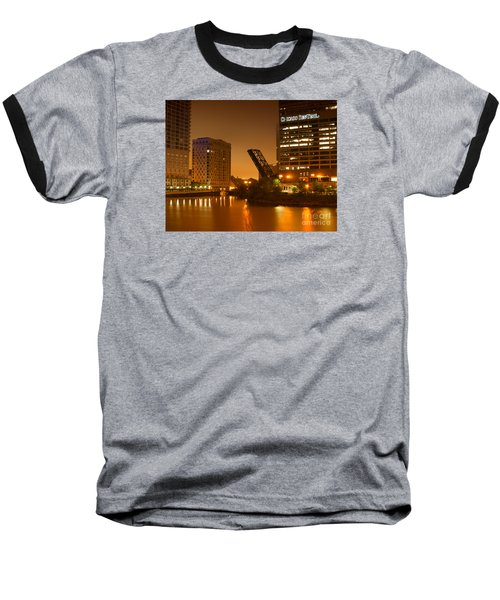 Chicago Baseball T-Shirt by Miguel Winterpacht