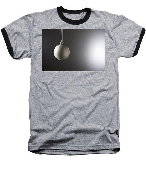 Christmas Bauble  Baseball T-Shirt