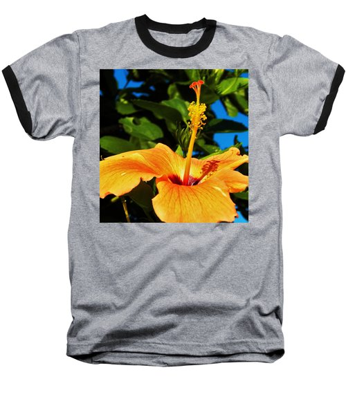Baseball T-Shirt featuring the photograph Untouched Beauty by Faith Williams