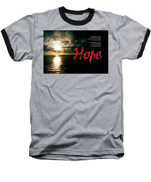 Hope Baseball T-Shirt