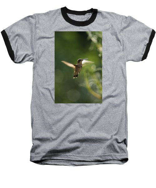 Hummer Baseball T-Shirt by Heidi Poulin