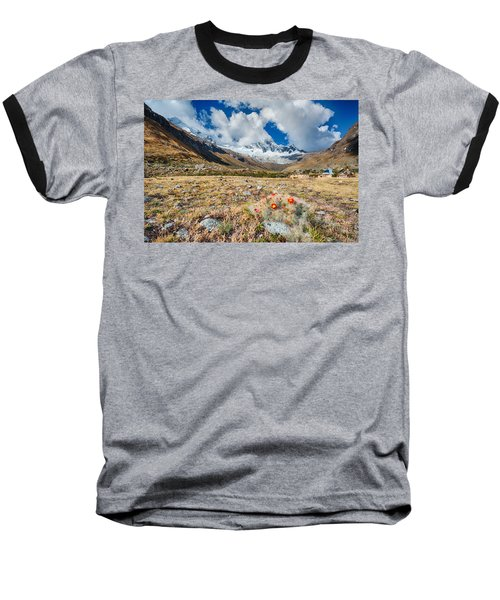 Paso Punta Union  Baseball T-Shirt