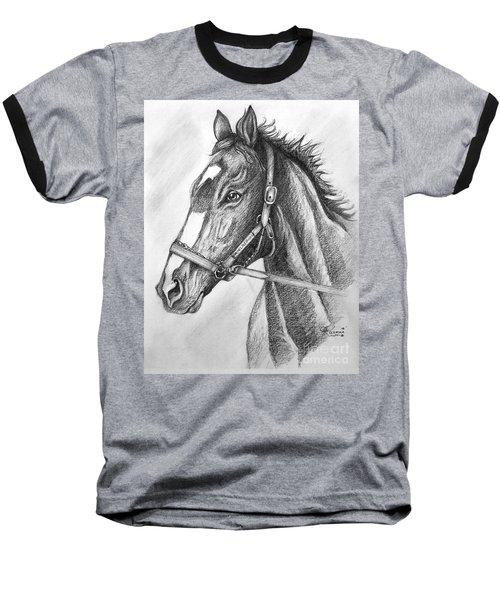 Rachel Alexandra Baseball T-Shirt