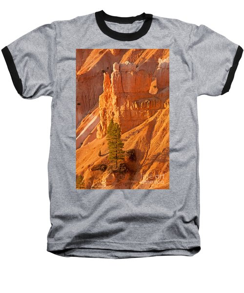 Sunrise At Sunset Point Bryce Canyon National Park Baseball T-Shirt