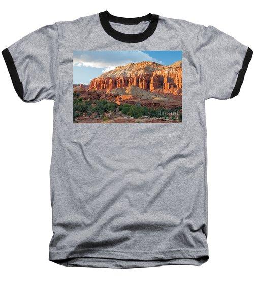 The Goosenecks Capitol Reef National Park Baseball T-Shirt