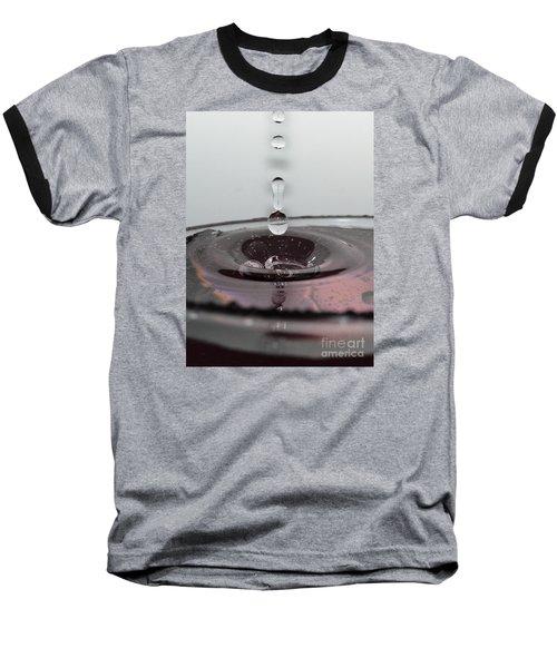 4 Water Drops Baseball T-Shirt