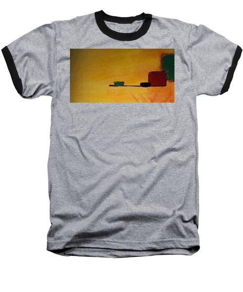 Without Name Baseball T-Shirt by Sir Josef - Social Critic -  Maha Art