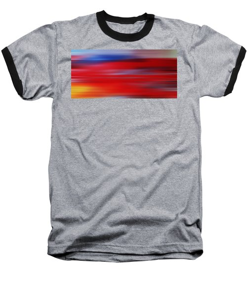 Series Mesmerizing Landscapes Baseball T-Shirt