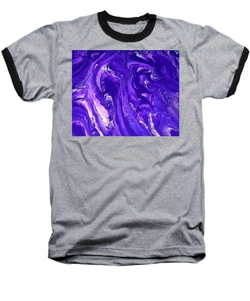 Abstract 22 Baseball T-Shirt