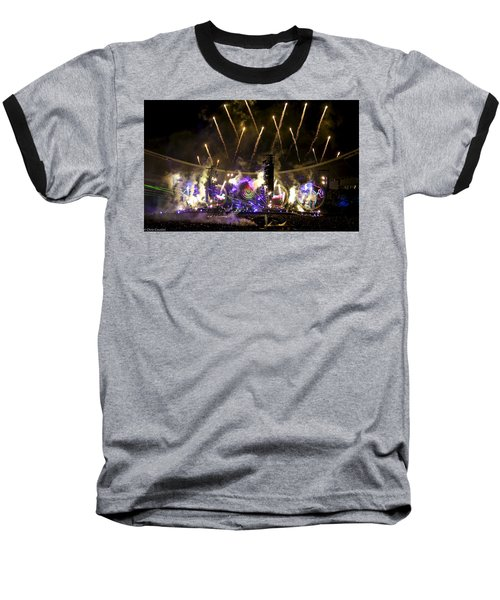 Coldplay - Sydney 2012 Baseball T-Shirt