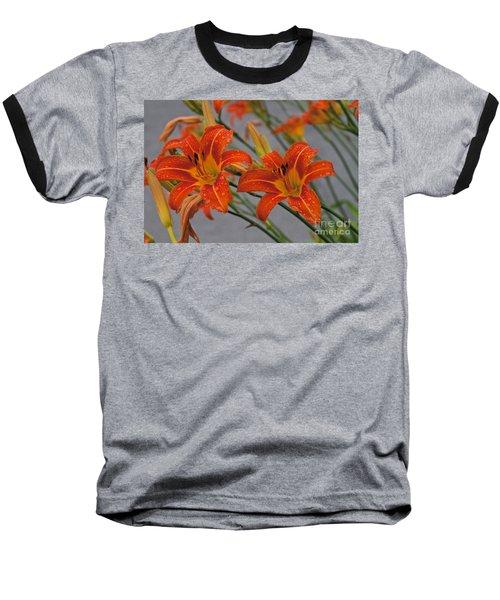 Day Lilly Baseball T-Shirt