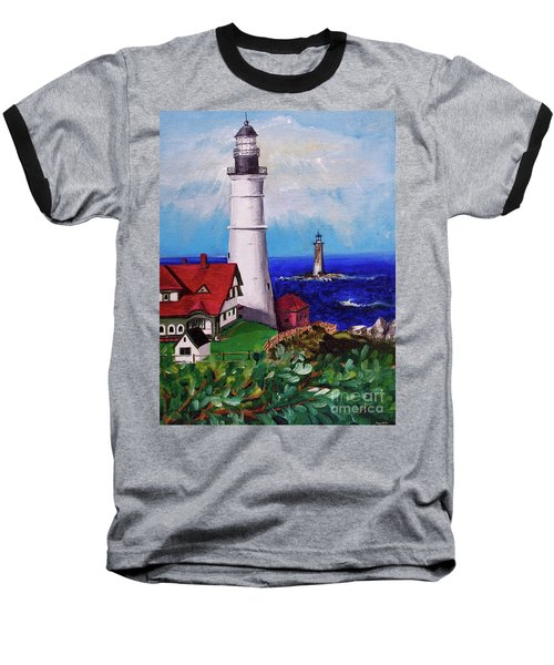 Lighthouse Hill Baseball T-Shirt