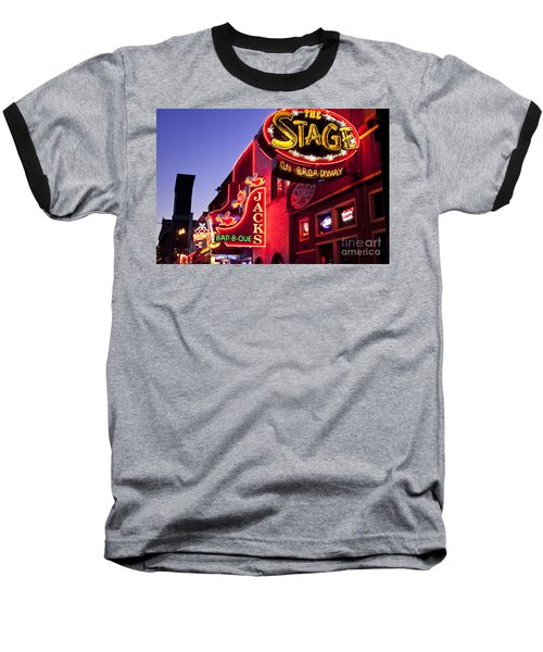 Music City Usa Baseball T-Shirt